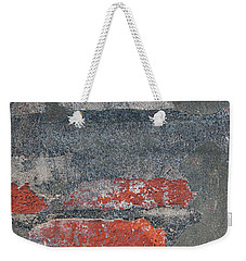 Weekender Tote Bag featuring the photograph Bricks And Mortar by Elena Elisseeva