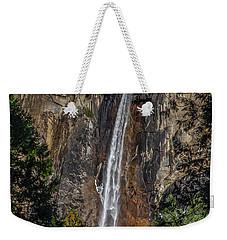 Bridal Veil Falls - My Original View Weekender Tote Bag