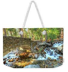 Bridalveil Creek At Yosemite By Michael Tidwell Weekender Tote Bag