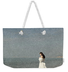 Bride By The Sea Weekender Tote Bag