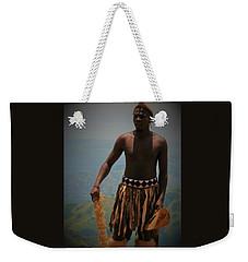 Bridegroom Weekender Tote Bag