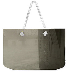 Bridge And Barge Weekender Tote Bag