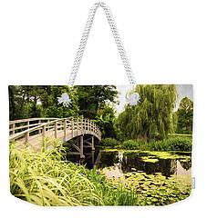 Bridge At Petersburg Weekender Tote Bag