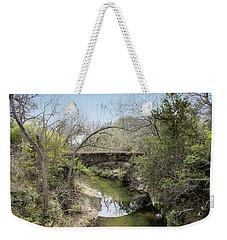 Bridge At The Zoo Weekender Tote Bag