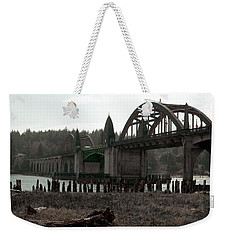 Bridge Deco Weekender Tote Bag