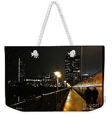 Bridge Into The Night Weekender Tote Bag