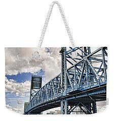 Bridge Of Blues II Weekender Tote Bag