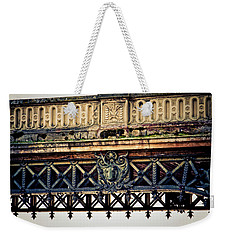 Bridge Ornaments In Germany Weekender Tote Bag