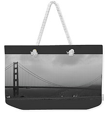 Bridge Over Houses Weekender Tote Bag