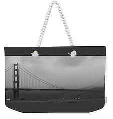 Bridge Over Houses Weekender Tote Bag