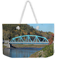 Bridge Over Rondout Creek 2 Weekender Tote Bag