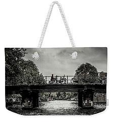 Bridge Over Still Water Weekender Tote Bag