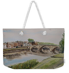 Bridge To Bewdley Weekender Tote Bag