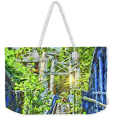 Bridge To Your Dreams Weekender Tote Bag
