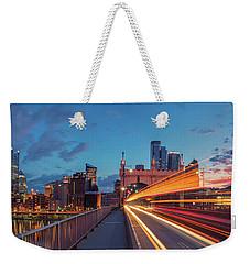 Bridge Trails  Weekender Tote Bag