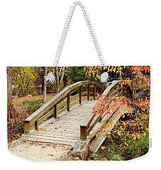 Bridge Transitions Weekender Tote Bag