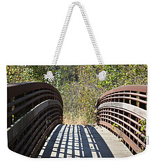 Bridge Walk Way Weekender Tote Bag