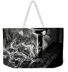End Mill Weekender Tote Bag