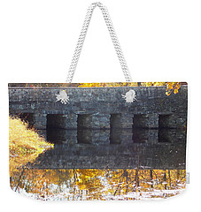 Bridges Reflection Weekender Tote Bag