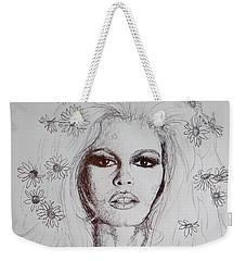 Bridget Bardot Weekender Tote Bag
