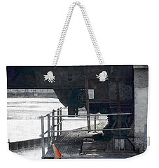 Bridgeworks Weekender Tote Bag by David Blank