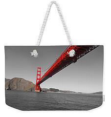 Bridgeworks Weekender Tote Bag by Douglas Barnard