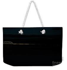 Bridging The Columbia River Weekender Tote Bag