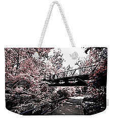 Bridging The Gap Weekender Tote Bag