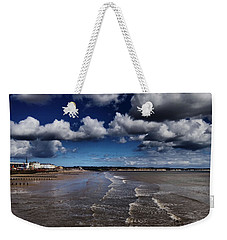 Bridlington Coastline Weekender Tote Bag