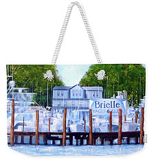 Brielle, Nj Weekender Tote Bag