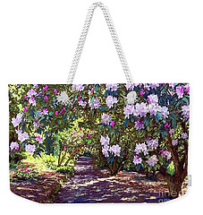 Bright And Beautiful Spring Blossom Weekender Tote Bag
