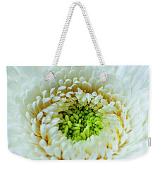 Weekender Tote Bag featuring the photograph Bright As A Lime by Christi Kraft
