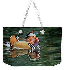 Bright Colours Reflection  Weekender Tote Bag