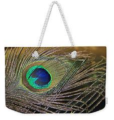 Bright Feather Weekender Tote Bag