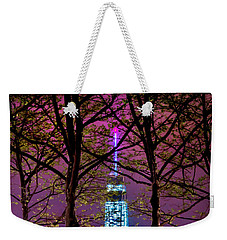 Bright Future Weekender Tote Bag by Az Jackson