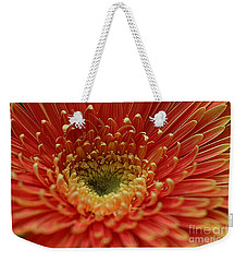 Weekender Tote Bag featuring the photograph Bright Me Up by Yumi Johnson
