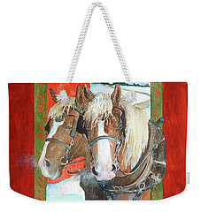 Bright Spirits Weekender Tote Bag