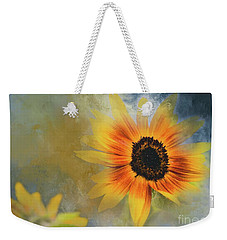 Brighter Than Sunshine Weekender Tote Bag