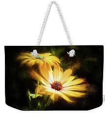 Brightest Sun Shining Weekender Tote Bag