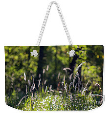 Brilliance In The Depths Of The Forest Weekender Tote Bag