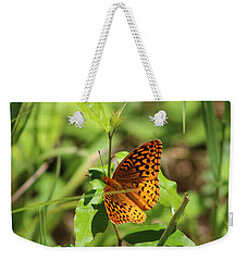 Brilliant Butterfly Weekender Tote Bag