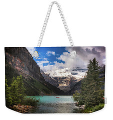 Brilliant Lake Louise Weekender Tote Bag