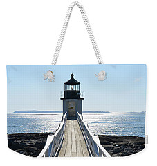 Brilliant Light Weekender Tote Bag by Corinne Rhode