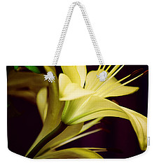 Brilliant Lily Weekender Tote Bag