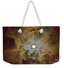 Brilliant Night Sky Weekender Tote Bag