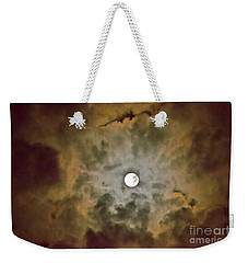 Brilliant Night Sky Weekender Tote Bag