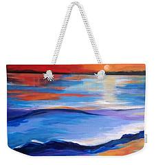 Brilliant Sundown Weekender Tote Bag