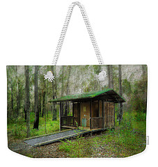Weekender Tote Bag featuring the photograph Brimbin Nature Reserve 01 by Kevin Chippindall