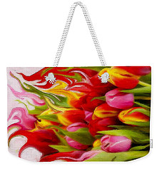 Bring Color Into Your Life Weekender Tote Bag