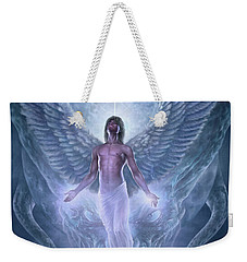 Bringer Of Light Weekender Tote Bag